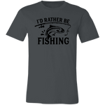 I'd Rather Be Fishing Short-Sleeve T-Shirt