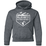 Wilderness Youth Pullover Hoodie