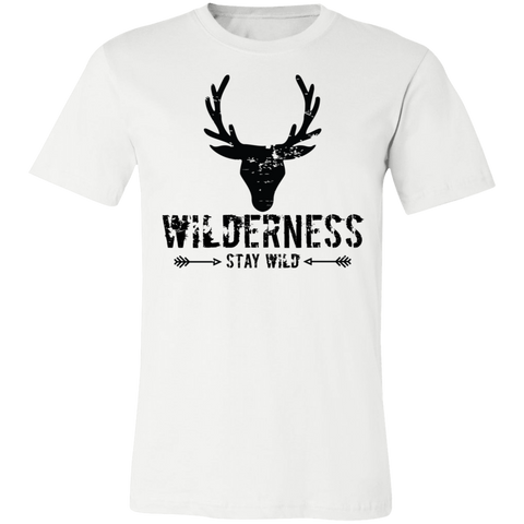 WIlderness Stay Wild Short-Sleeve T-Shirt