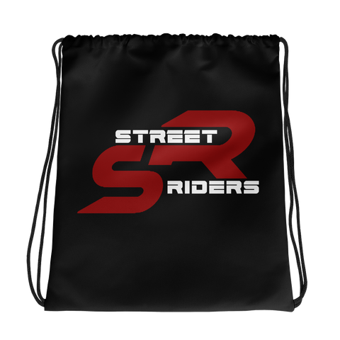 Street Riders Drawstring bag