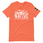 Native Colorado Short-Sleeve Unisex T-Shirt