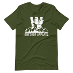 Wilderness Short-Sleeve Unisex T-Shirt