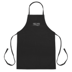 The Lake Is My Happy Place Embroidered Apron
