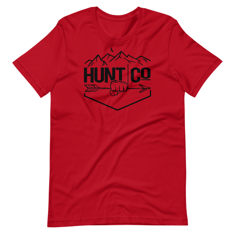 HuntCo Shield Short-Sleeve Unisex T-Shirt