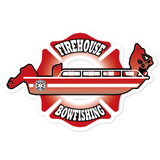 Firehouse Bowfishing Bubble-free stickers