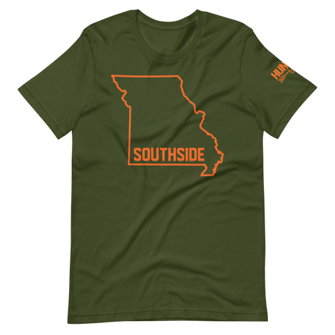 HuntCo Southside Short-Sleeve Unisex T-Shirt