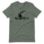 Wilderness Elk Short-Sleeve Unisex T-Shirt