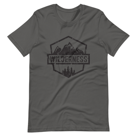 Wilderness Badge T-Shirt