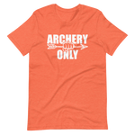 HuntCo Archery Only Short-Sleeve Unisex T-Shirt