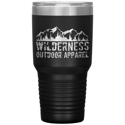 Wilderness 30oz Stainless Steel Tumbler
