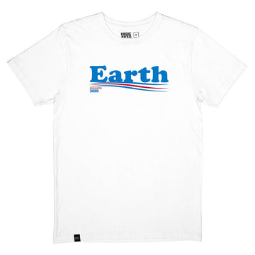 Tシャツ VOTE EARTH