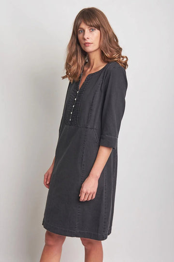 REBECCA DENIM DAY DRESS