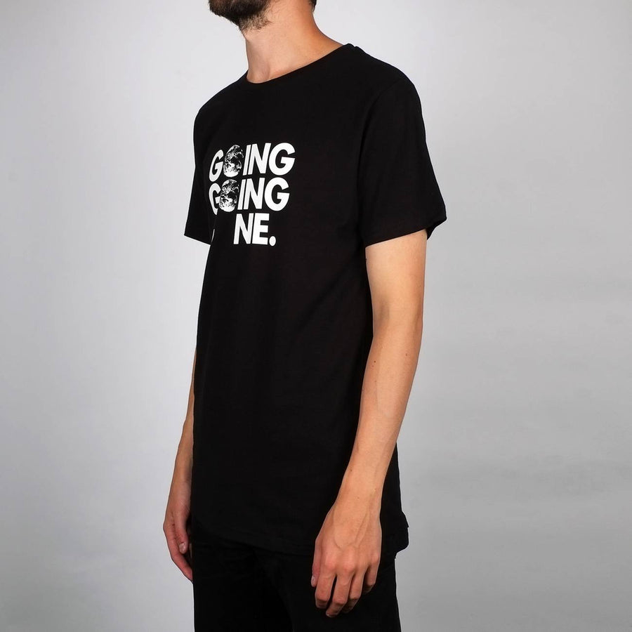 TシャツGoing Going Gone