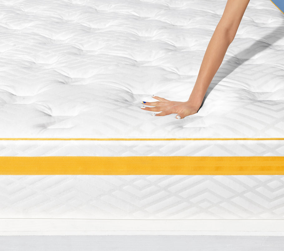 Hybrid - Plush Support mattress in a box - Simmons Sleep