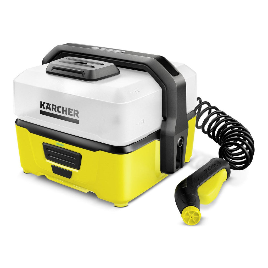 Washer Outdoor Karcher Portable Dog Wash Recharge OC3 4Lt