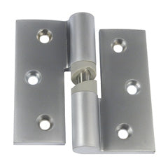 Metlam Hinge Gravity 106 Left Hand Hold Closed Screw Fix SCP Pk1