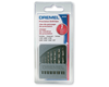 Dremel Mini Drill Bit Set 628 7Pce