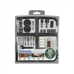 Dremel Accessory Kit 709 110Pce