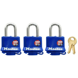 Padlock Laminated Weather Cover 40mm Pk1