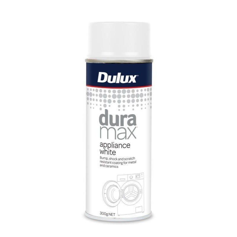 Dulux Duramax Spray Paint Appliance White 300G