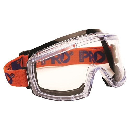 3700 Series Goggles Clear Lens