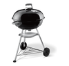 Bbq Weber Compact Kettle Charcoal 57cm Black