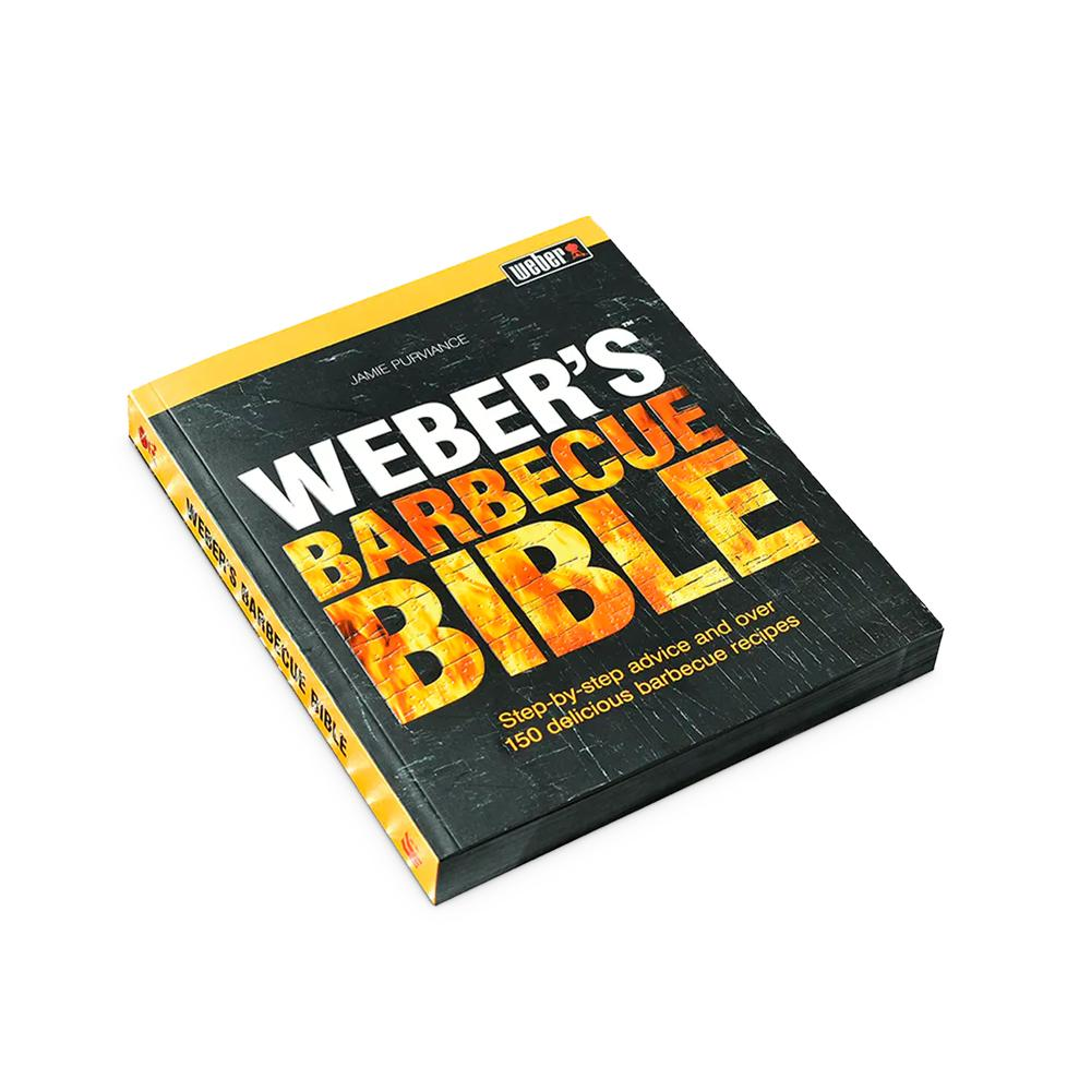 Cookbook Bbq Weber Barbecue Bible