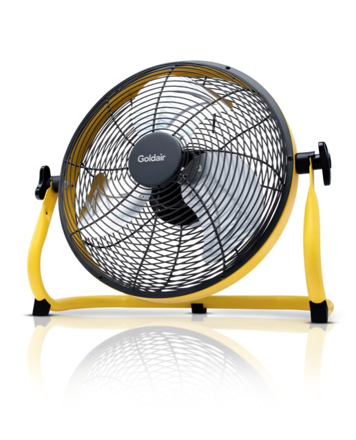 Fan Floor Rechargeable Goldair 30cm