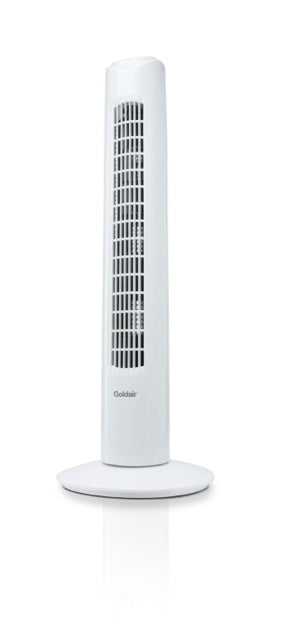 Fan Tower With Remote Goldair 81cm