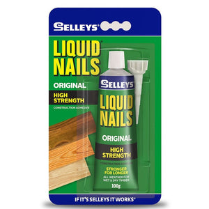 Selleys Adhesive Glue Liquid Nails 100G