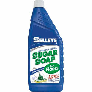 Selleys Floor Clean Sugar Soap 750ML