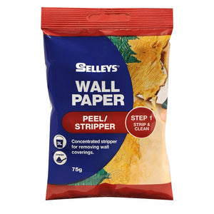 Selleys Stripper Wallpaper Concentrate Makes 3L 75G