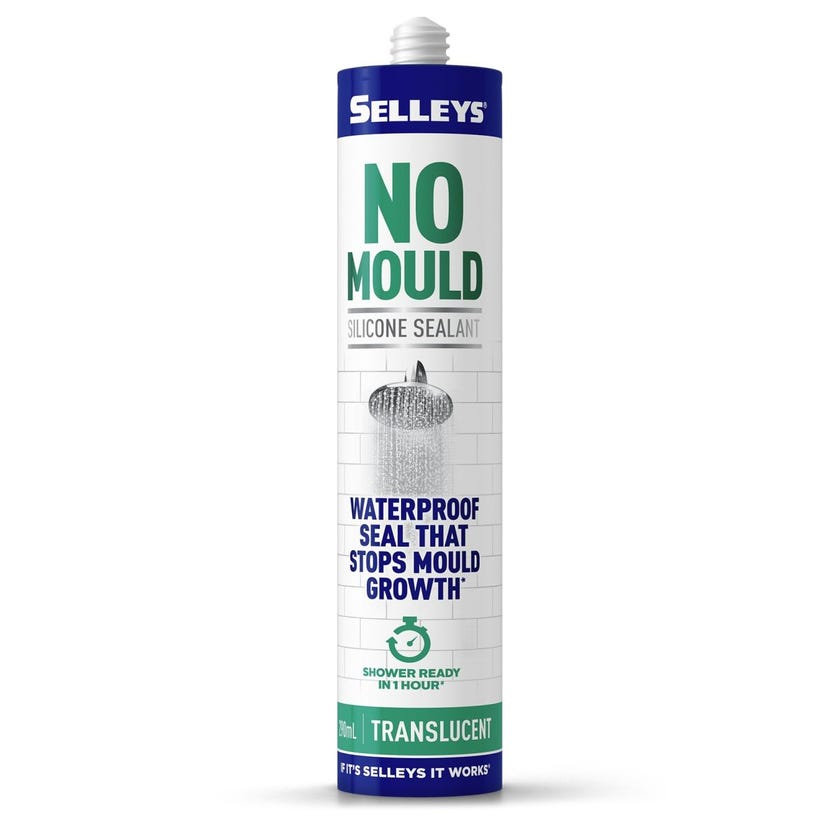 Selleys Sealant Silicone No Mould Transluncent 290ML
