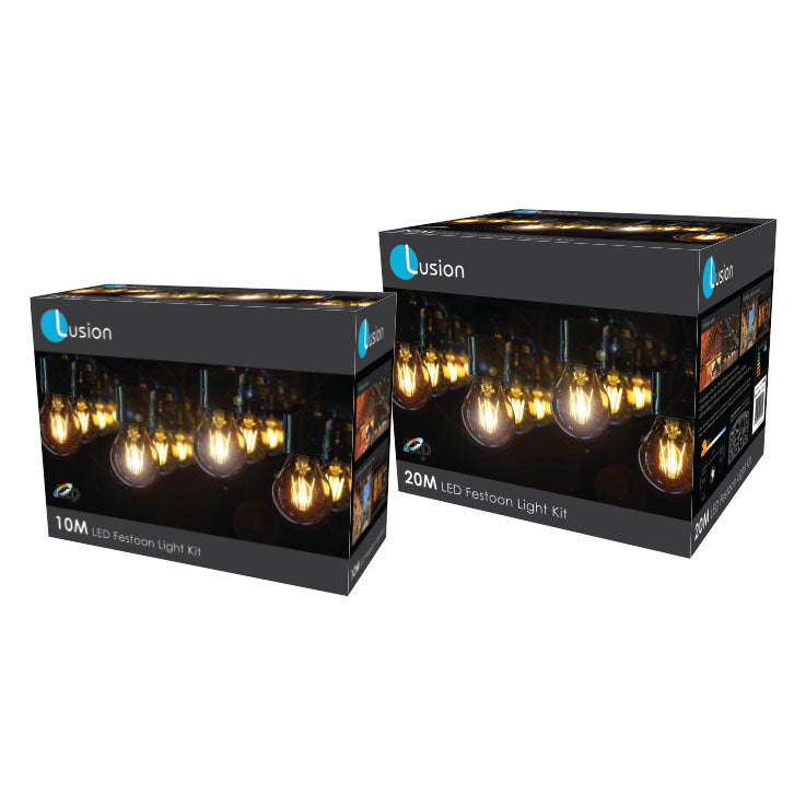 Festoon Light Kit LED 10 Meters