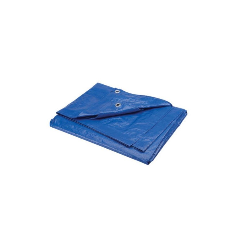 Tarp Medium Duty Super Blue 3.6m x 4.9m