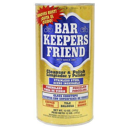 Cleanser & Polish Bar Keepers Friend 340G