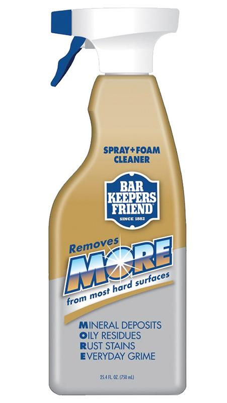 Cleaner More Foam Spray Bar Keepers Friend 750Ml