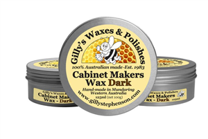 Cabinet Makers Wax Dark 100g