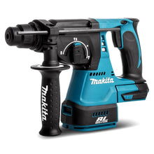 Load image into Gallery viewer, Drill Hammer Rotary Cordless Brushless 24mm 18V Skin Only
