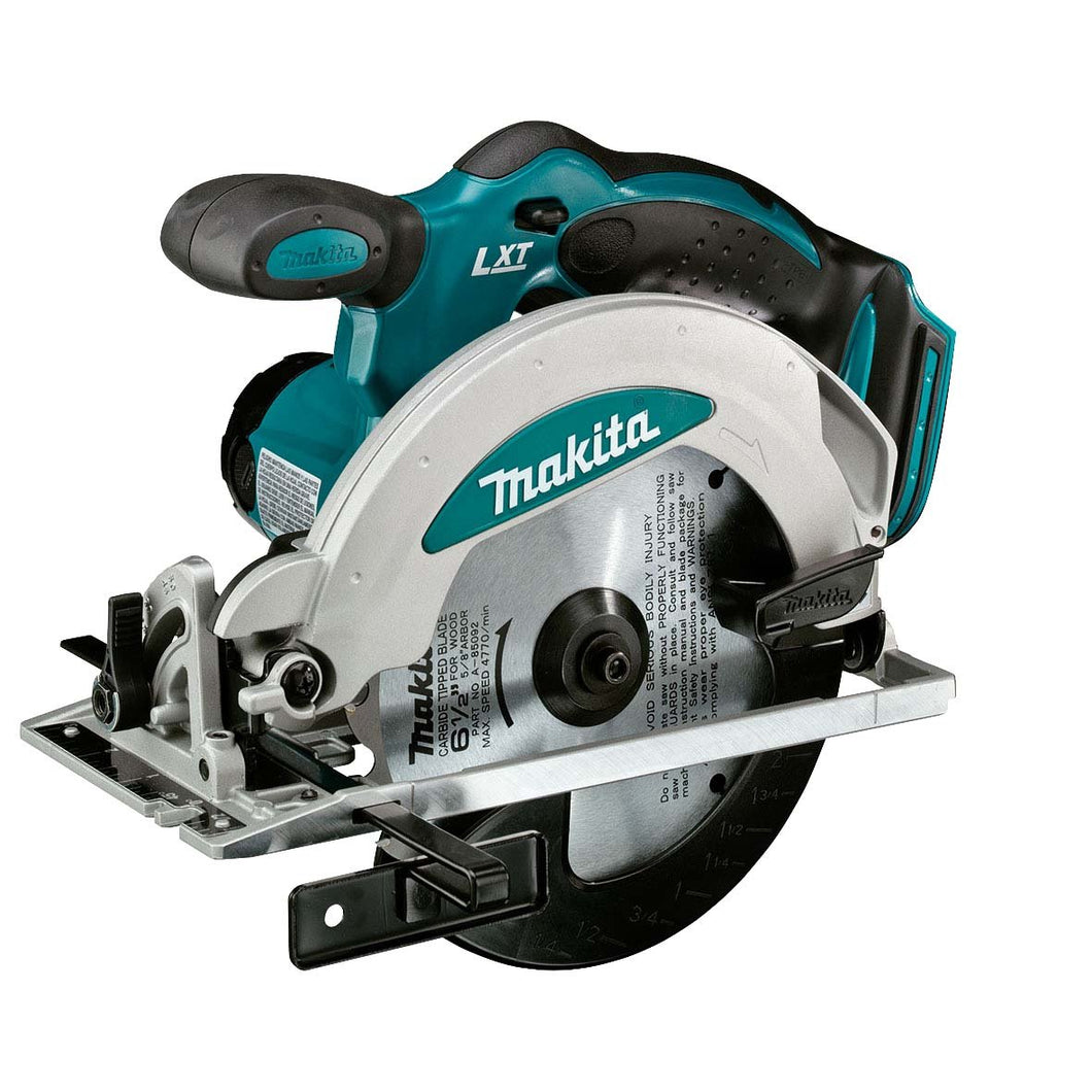 Saw Circular Cordless 18V 165mm Skin Only