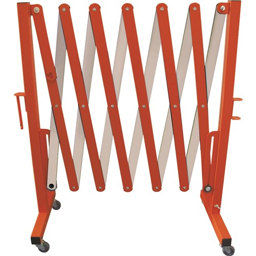Expandable Barrier - Red/White