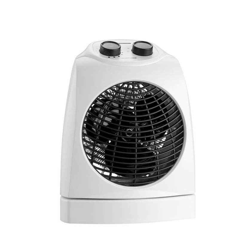 Arlec Upright Ocillating Fan Heater 2400W