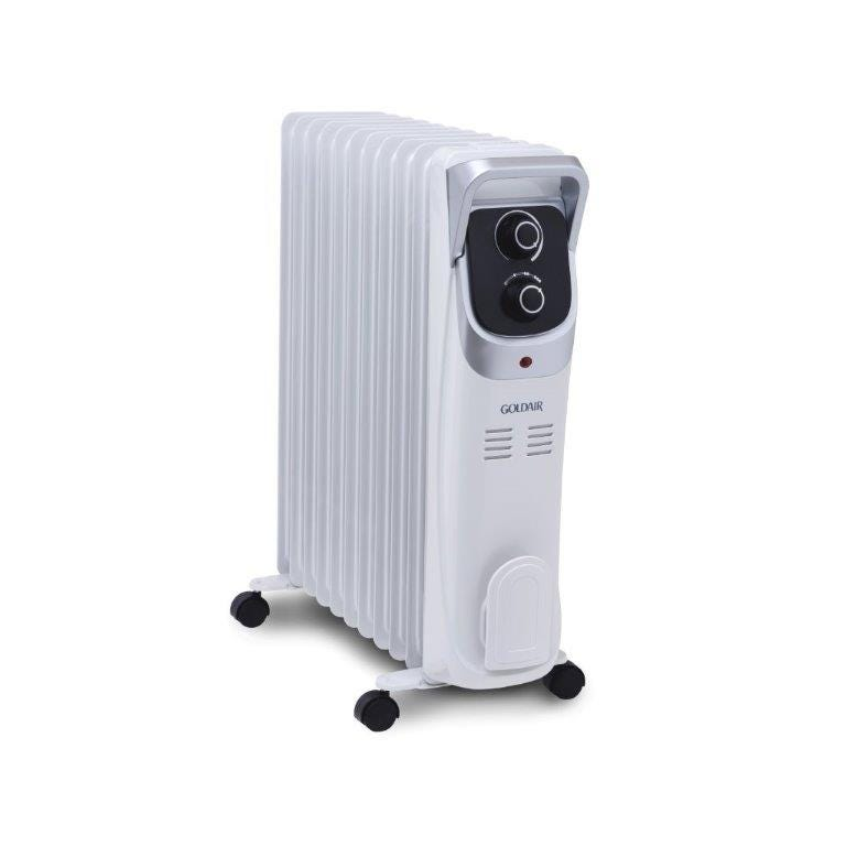Goldair Column Oil Heater 11 Fin 2400W