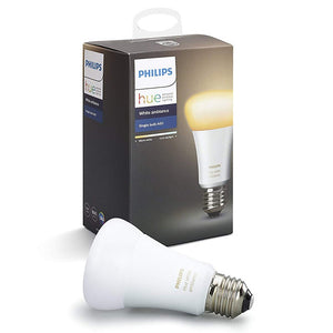 Lamp Philips Hue Ambiance White A60 9.5W Es