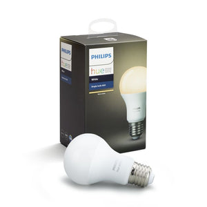 Lamp Philips Hue White A60 9.5W Es
