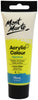 Mont Marte Acrylic Colour Paint Lemon Yellow 75ml