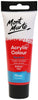 Mont Marte Acrylic Colour Paint Scarlet 75ml