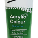 Mont Marte Acrylic Colour Paint Sap Green 75ml