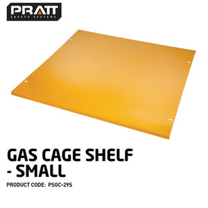 Pratt Gas Cage Shelf - Small