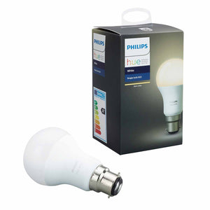 Lamp Philips Hue  White A60 9.5W Bc